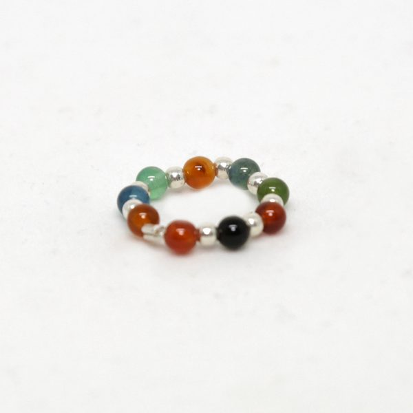 Perle-de-jade-bague-quartz-multicolore-et-argent-massif-925