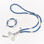ensemble-bijoux-good-karma-bleu-fonce