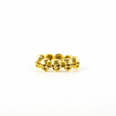 perle-de-jade-bague-bronze-tete-de-mort