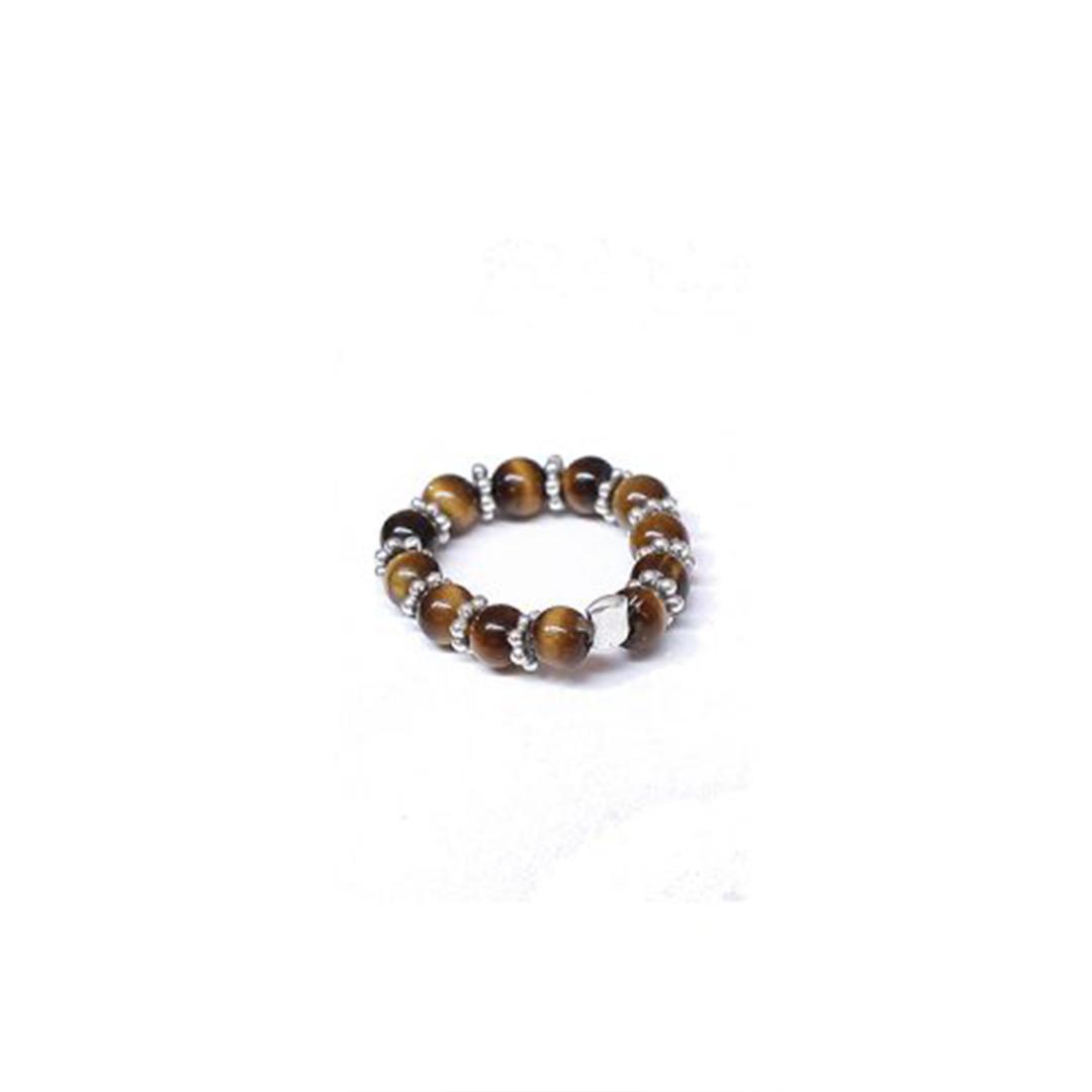 """""""Tiger Eye""""ring (sold individually)"""