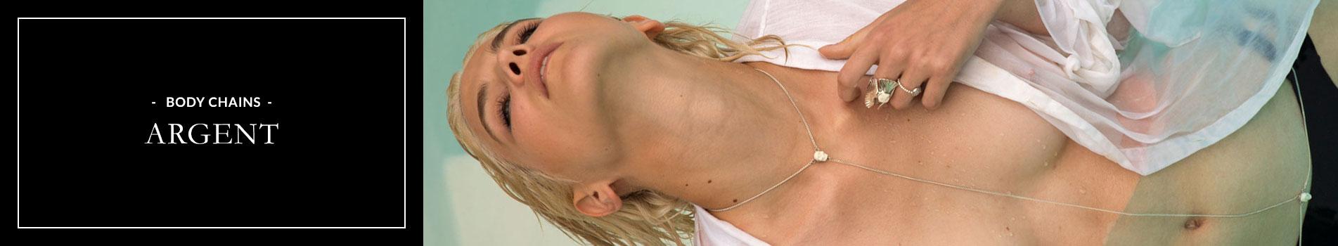 Body chains Perle de Jade