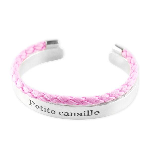 perle de jade bracelet jonc enfant argent massif 925 cuir rose 00 retouche 2