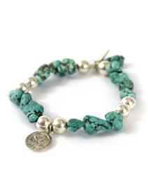 perle-de-jade-bracelet-pierres-turquoise-naturelle-argent-massif-925