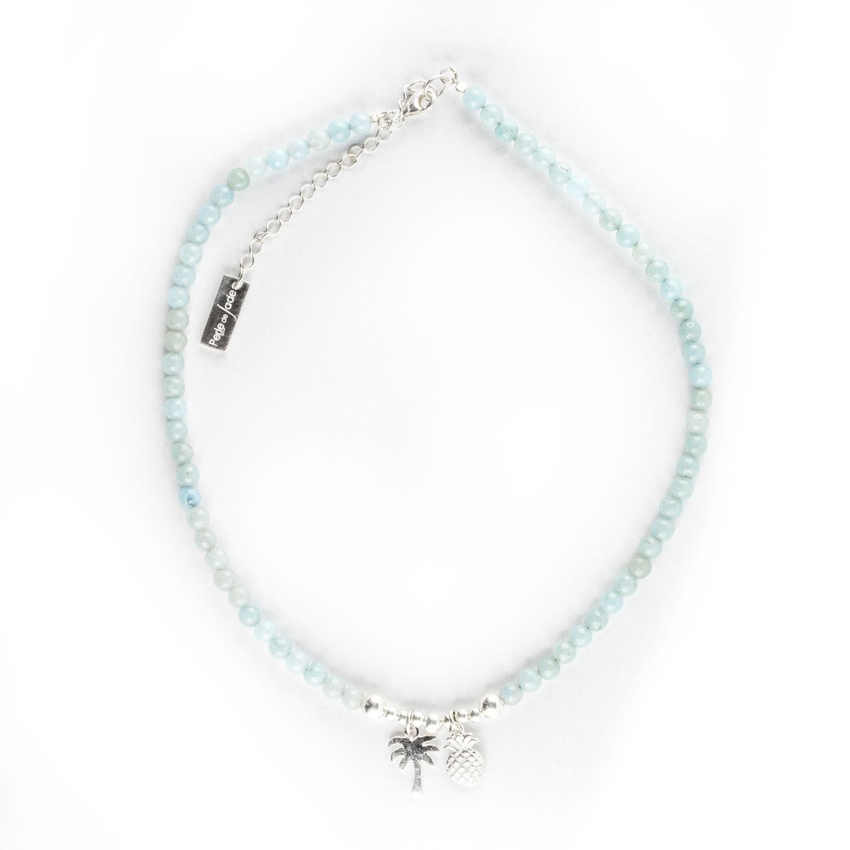 collier perle pour petite fille