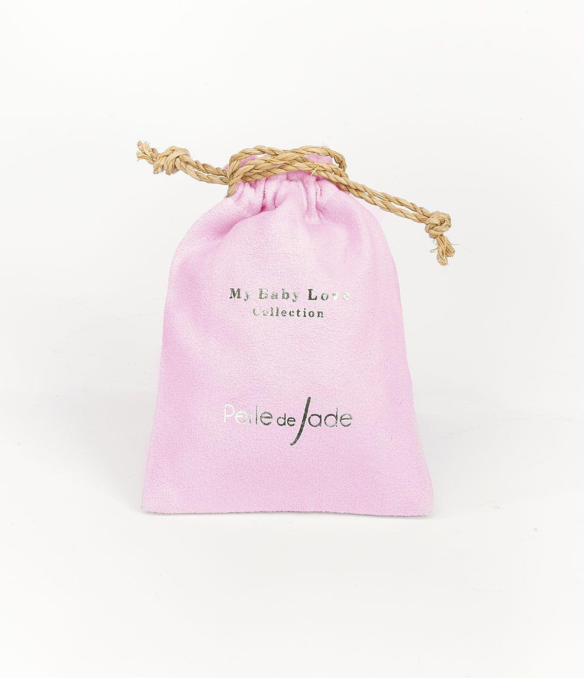 Packaging pour bijoux enfant rose - Perle de Jade