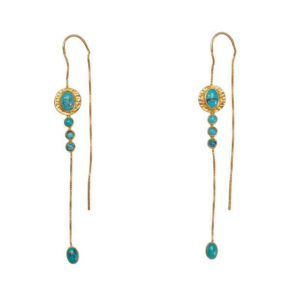 boucles-oreilles-pendantes-vermeil-turquoise