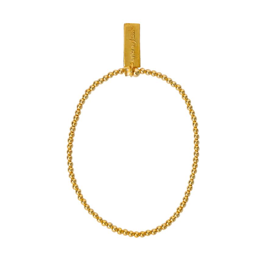 bracelet élastique perles