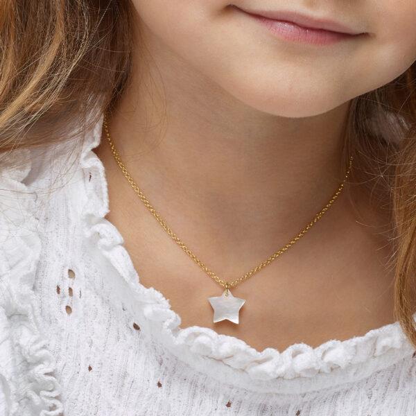 collier-enfant-pendentif-etoile-plaque-or-perle-de-jade-1
