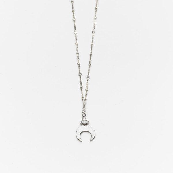 collier-pendentif-lune-argent-quartz-blanc