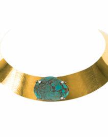collier-ras-de-cou-bronze-pierre-turquoise-perle-de-jade