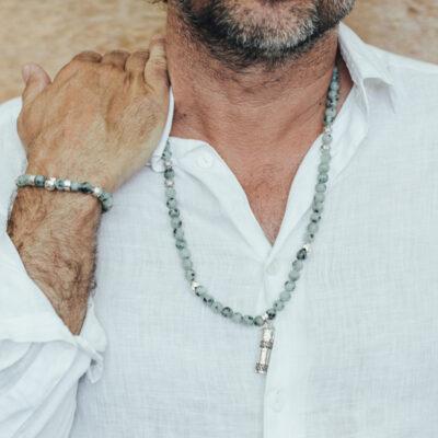 collier-bouddhiste-pierres-amazonites-perle-de-jade