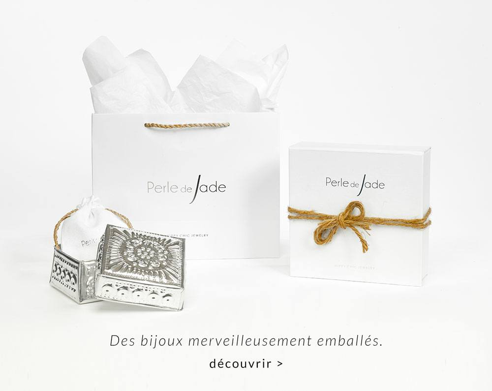 Packaging Perle de Jade