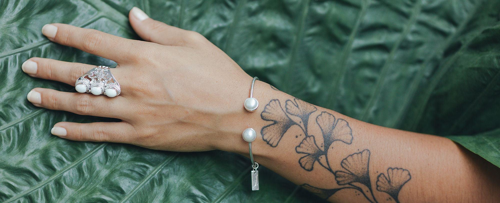 La marque histoire Perle de Jade
