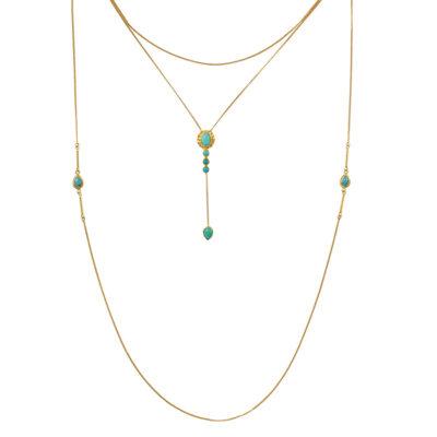 collier-trois-niveaux-vermeil-plaque-or-pierre-turquoise-perle-de-jade