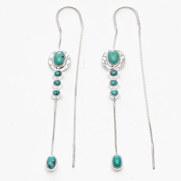 boucles-d'oreilles-turquoise-argent-massif-perle-de-jade