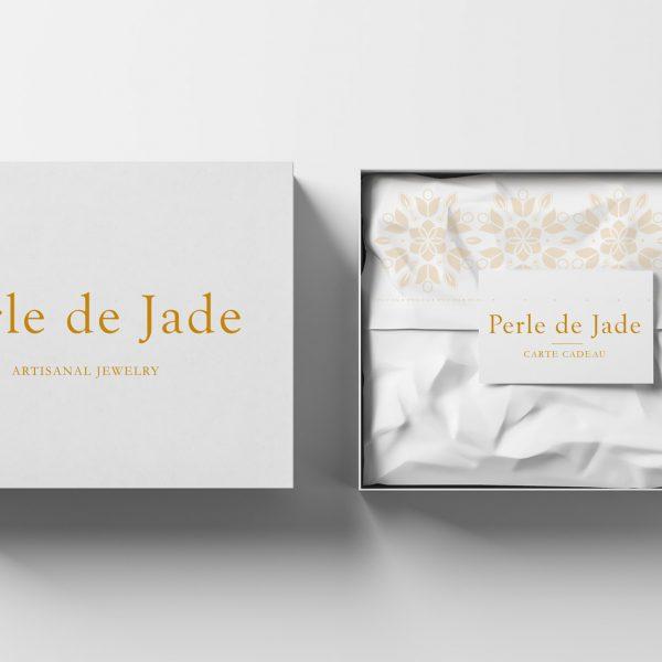 carte cadeau bijoux Perle de Jade
