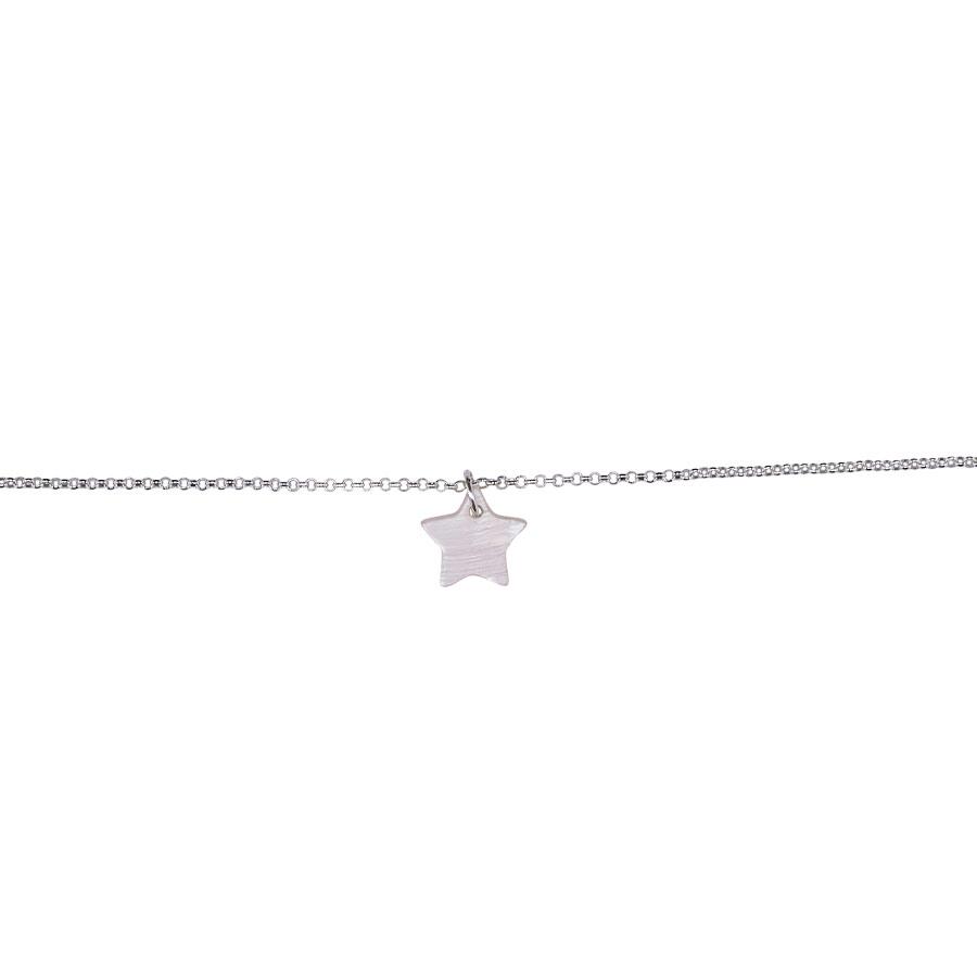 """Bracelet enfant """"Etoile"""" argent 925 et nacre"""