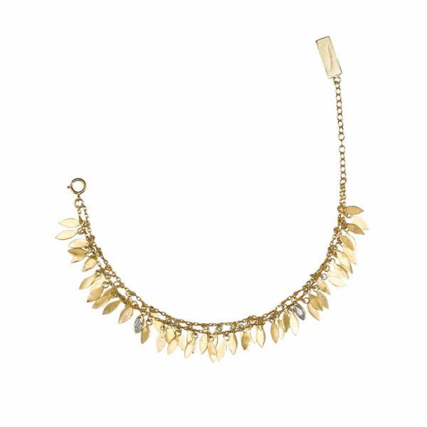 bracelet-feathers-vermeil-18-carats-quartz