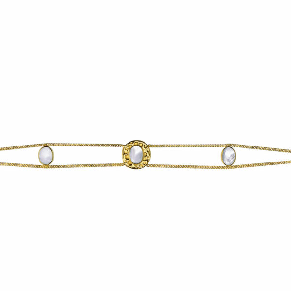 bracelet stradust nacres rondes