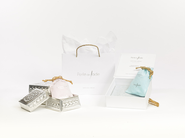 Boîtes à bijoux - Perle de Jade