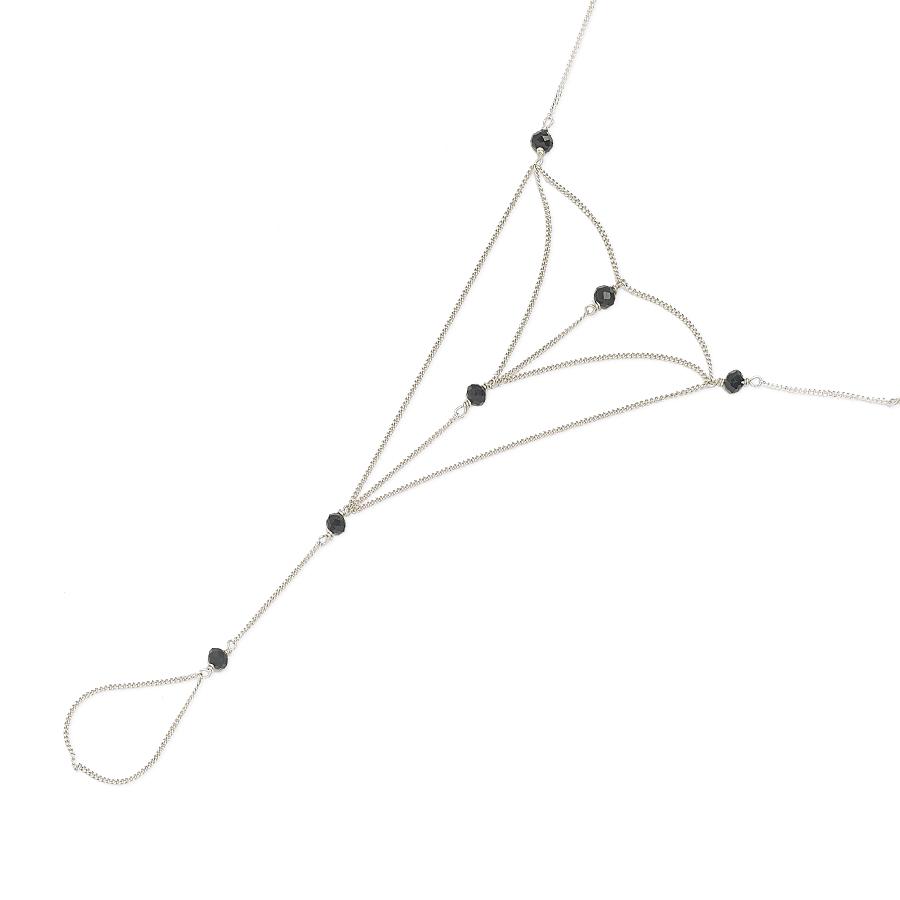 chaine-de-main-quartz-noir-perle-de-jade-jewelry