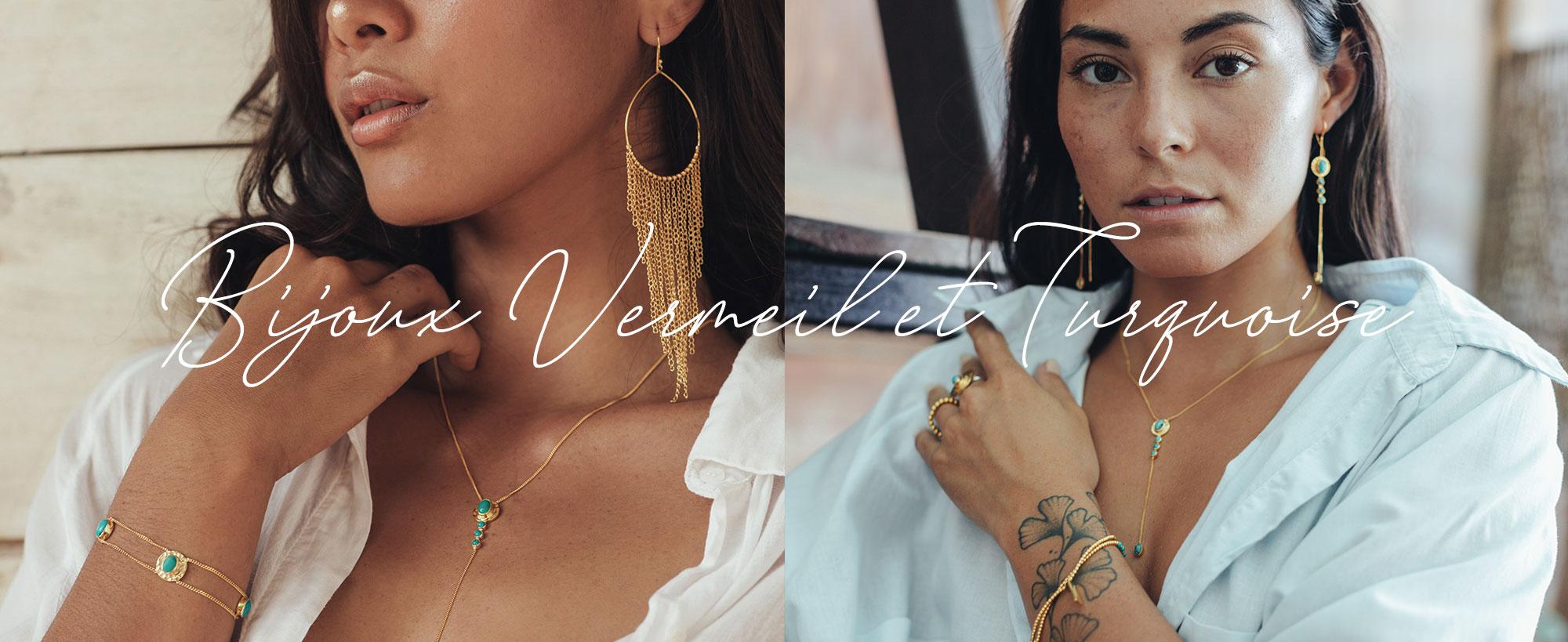 bijoux-vermeil-turquoise-slid