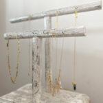 Présentoir bijoux Perle de Jade
