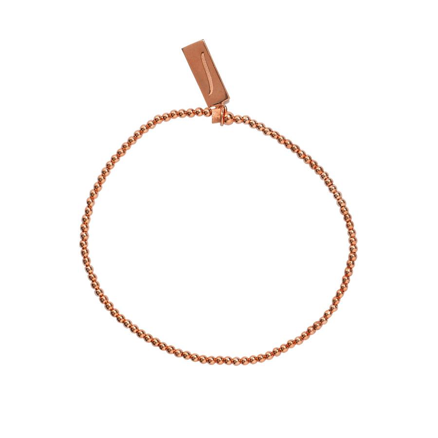 bracelet élastique perle de jade