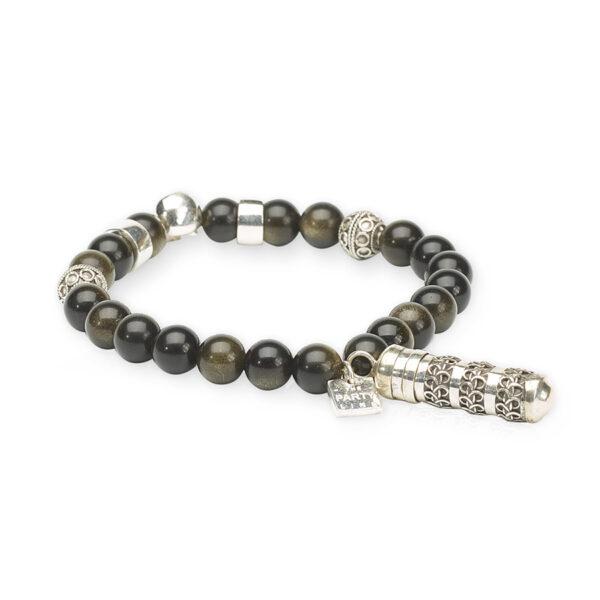 perle de jade bracelet obsidienne tube priere argent 1 retouche